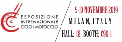 Welcome to HALL:18  BOOTH:C90-1 in EICMA